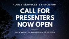 call for presenters is open