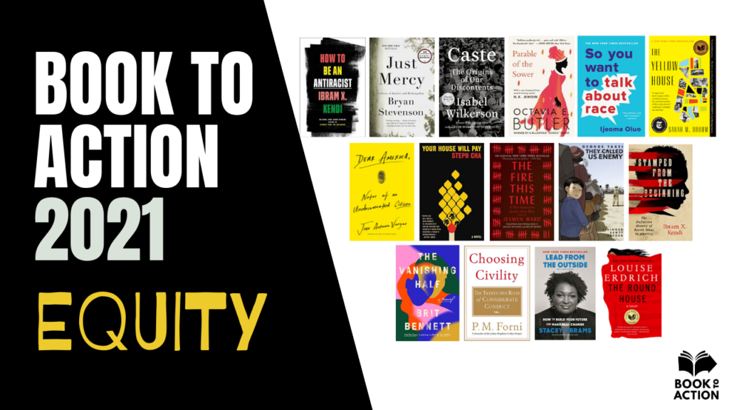 Book to Action Equity Titles